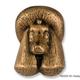 Poodle Dog Head Door Knocker