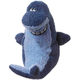Multipet Deedle Dude Dog Toy Shark