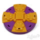 Kyjen Paw Flapper Dog Game Puzzle Toy