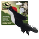 Play N Squeak RealBirds Cat Toy Hummingbird
