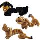 Original Bungee Dog Toy Wiley the Weiner Dog