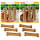 Nylabone Healthy Edible Dog Chew 3 Pack Chicken