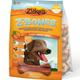 Zukes Z-Bone Carrot Edible Dental Dog Chew Large
