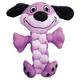 KONG Pudge Braidz Dog Toy Medium/Large Rooster