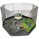 Marshall Small Animal Playpen Mat/Cover 11 Panel