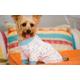 My Favorite Jammies Dog Pajamas Medium Green