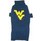 NCAA West Virginia Dog Sweater Large