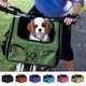 Pet Gear 3-in-1 Dog Bike Basket Tan