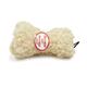 SPOT Fleece 5 inch Bone Dog Toy