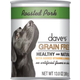 Daves Grain Free Roasted Pork Dinner Can Dog Food