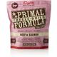 Primal Freeze Dried Beef/Salmon Nugget Cat Food