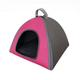 PetZip Little Pet Dome Pet House Pink