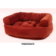 Bowsers Salsa Double Donut Bed SM Pecan