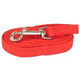 Web Training Dog Lead 6 Foot Red