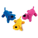 Zanies Neon Lil Yelper Dog Toy YEL
