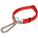 Adj Choke Collar 20-32 Inch Red