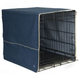 Pet Dreams Denim Classic Crate Cover X-Large