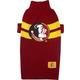 NCAA Florida State Dog Sweater Large