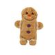 Kyjen Invincibles Mini Gingerbread Dog Toy