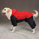 Casual Canine Dog Snowsuit LG ROY
