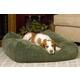 KH Mfg Cuddle Cube Green Dog Bed Medium
