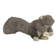 Hugglehounds Lil Feller Dog Toy Squirrel