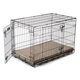 Buddy Beds Orthopedic Dog Crate Bed Small