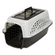 Petmate Small 2-Door Top Load Pet Kennel White