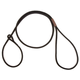 Mendota Show Loop Dog Leash 4 Feet White