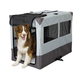 Canine Camper Sportable Dog Crate 42x26x32