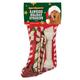 Ranch Rewards Holiday Rawhide Stocking Xlarge