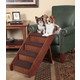 Solvit PupSTEP Wood Stairs Pet Steps X-Large