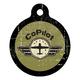 Co-Pilot Pet ID Tag Large