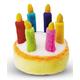 Multipet Birthday Cake Dog Toy