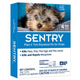 Sentry Flea Tick Control For Dogs 3 Mo Over 66lbs