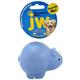 JW Pet Vinyl Rhino Dog Toy Medium