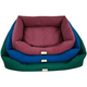 Armarkat Waterproof Dog Bed XLarge Burgundy