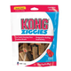 KONG Adult Ziggies 6 Ounce Lg-40lbs and Up-4ct