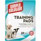 Simple Solution Original Puppy Training Pads 50pk