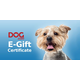 Dog.com Gift Certificates $95 Gift Certificate