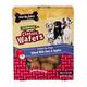 Three Dog Bakery Wafer Dog Treat Sweet Potato