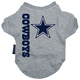 Dallas Cowboys Dog Tee Shirt X-Large