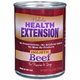 Health Extension Meaty Mix Beef Dog Food 12 Pack