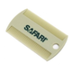 Safari Double Sided Flea Comb for Dogs