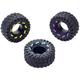 SPOT Vinyl Squeaky Tire Dog Toy