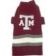 NCAA Texas AM Dog Sweater Medium