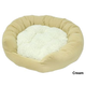 Happy Hounds Murphy Donut Dog Bed Large Moss