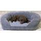 KH Mfg Ortho Bolster Sleeper Gray Dog Bed X-Large