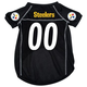 Pittsburgh Steelers Dog Jersey X-Large