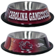 NCAA South Carolina Gamecocks Stainless Dog Bowl
